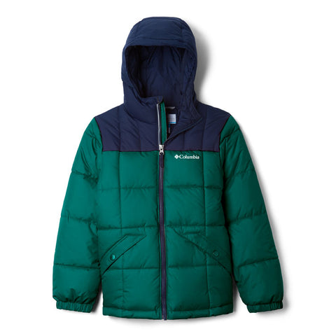 ATLAS SYNTHETIC DOWN JACKET - YOUTH GIRLS (Past Seasons)