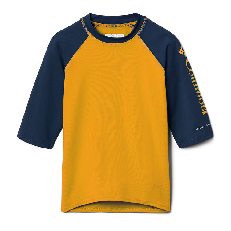BRIGHT GOLD/COLLEGIATE NAVY