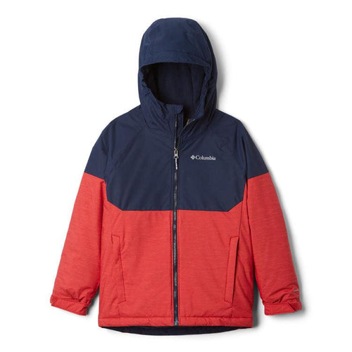 MOUNTAIN RED HEATHER/COLLEGIATE NAVY