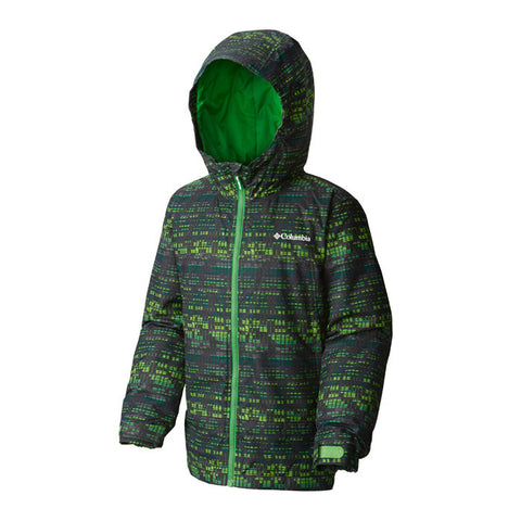 ALPINE FREE FALL JACKET - BOYS