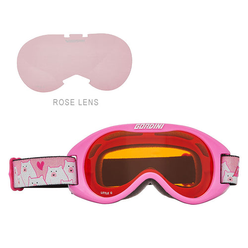 BLUSH POLAR - ROSE LENS