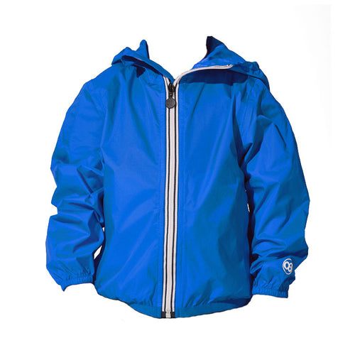 SAM PACKABLE RAIN JACKET - KIDS