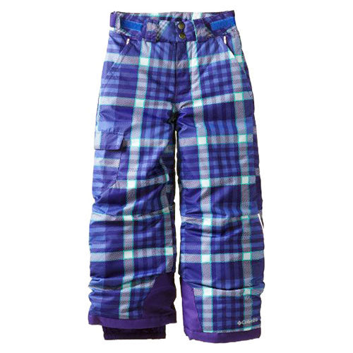 PURPLE LOTUS PLAID