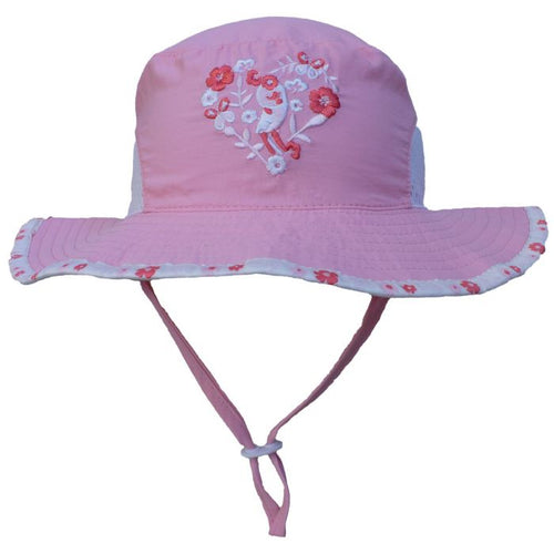 9528d00b39127 CALIKIDS BOYS UV 50+ FLAP HAT.  23.00. More Colors · BLOSSOM