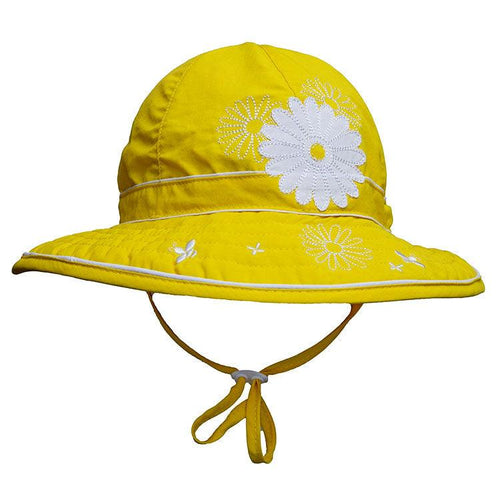 ADJUSTABLE UV HAT - GIRLS