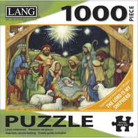Nativity 1000 Piece Jigsaw Puzzle