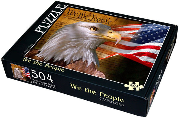 "We The People 504 Piece 16"" X 20"""