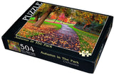 "Autumn in The Park 504 Piece 16"" X 20"""