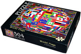 "World Flags 504 Piece 16"" X 20"""