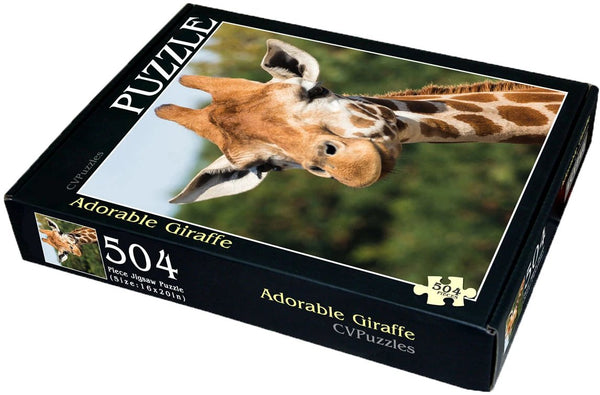 "Adorable Giraffe 504 Piece 16"" X 20"""