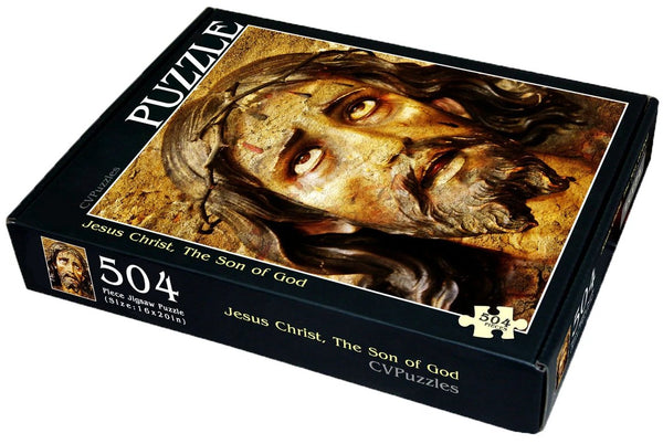 "Jesus Christ, The Son of God 504 Piece 16"" X 20"""