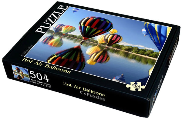 "Hot Air Balloons 504 Piece 16"" X 20"""