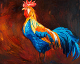"The Rooster 504 Piece 16"" X 20"""