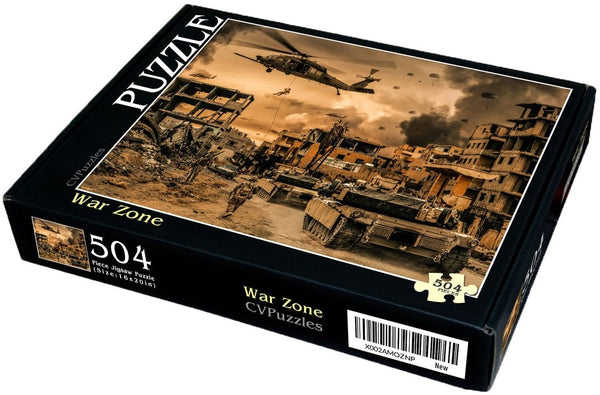 "War Zone 504 Piece 16"" X 20"""
