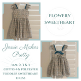 JMP - Girls Sweetheart Dresses