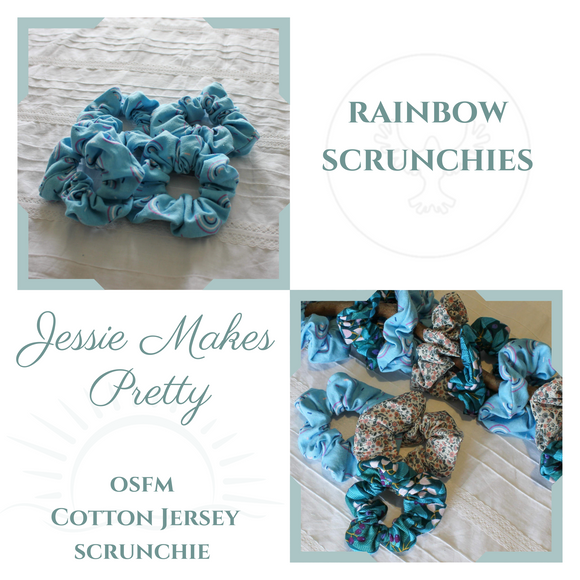Scrunchies by JMP