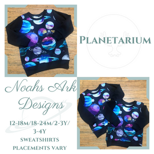 Exclusive Print: Noahs Ark Designs - Sweatshirts