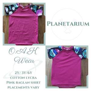 Exclusive Print: O.A.K Wear - Grow With Me Tops