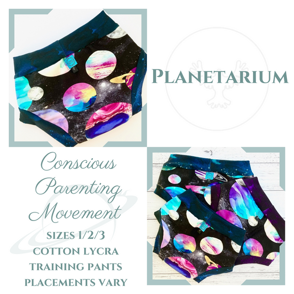 Exclusive Print: CPM - Training Pants Pull ups