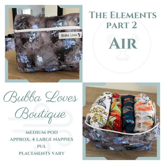 Exclusive Print - Bubba Loves - Nappy Pods