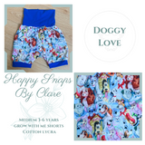 Happy Snaps by Clare - Grow With Me Shorts