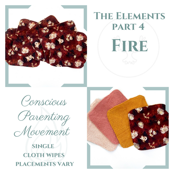 Exclusive Print - CPM - Cloth Wipes