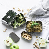 Stackable Bento Box 2 Tier & Mini Container