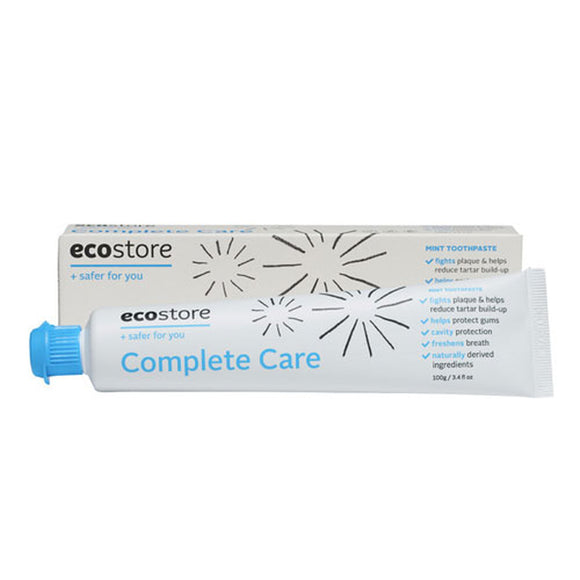 Ecostore Natural Toothpaste - Complete Care