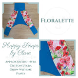 Happy Snaps by Clare - Grow With Me Pants