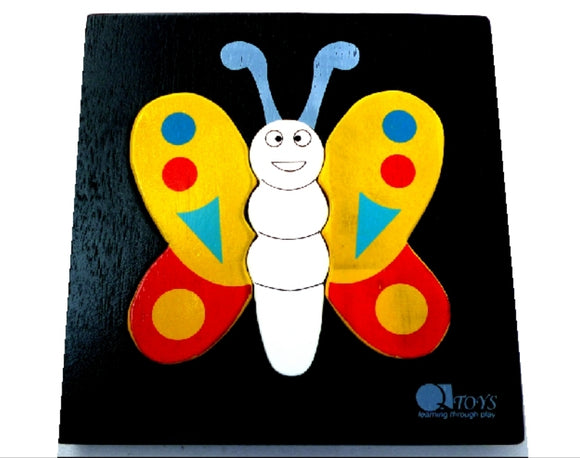 Butterfly mini puzzle