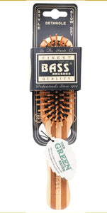 Bamboo Wood Hairbrush Professional Style