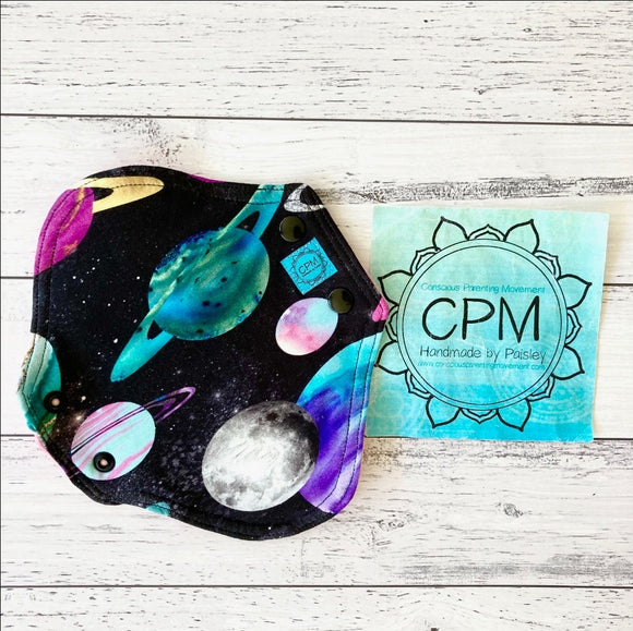 Exclusive Print: CPM- Reusable Pads