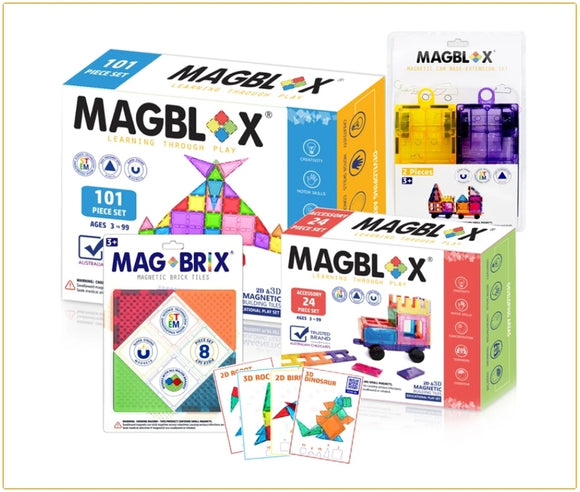 Master Builder Builder Bundle Pack