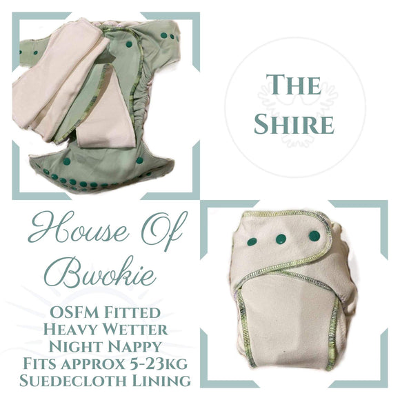 House of Bwokie - The Shire Heavy wetter Night Nappy