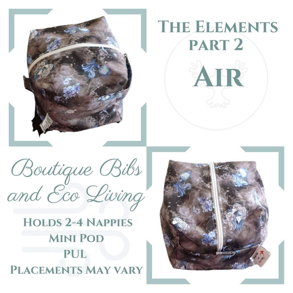 Exclusive Print - Raising Earth Cubs - Mini Pods