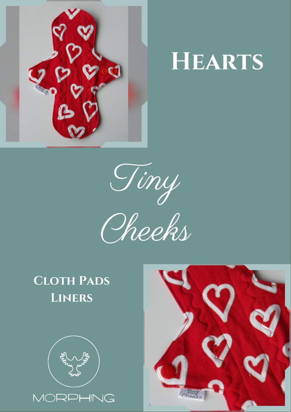 Tiny Cheeks - Cloth Pads
