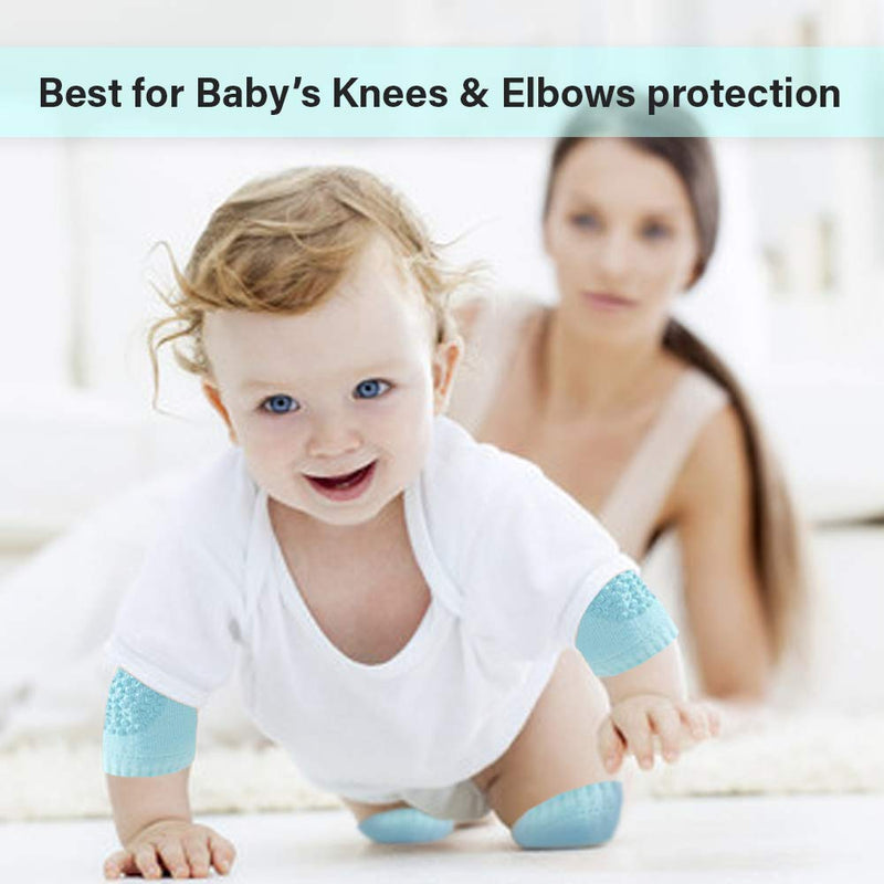 Baby Knee and Elbow Safety Protector ( 2 PAIR )