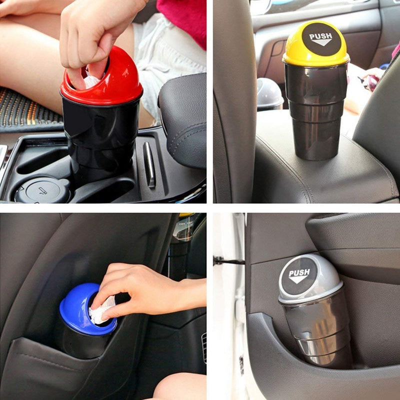 Best Quality Mini Car Trash Bin For Car