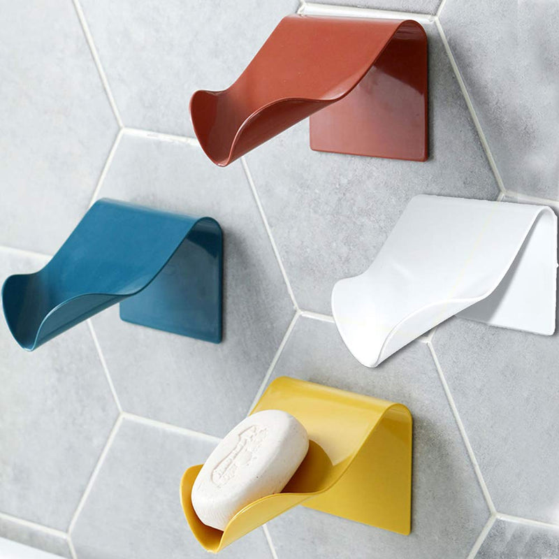 Wall Mounted Self Adhesive Soap Holder