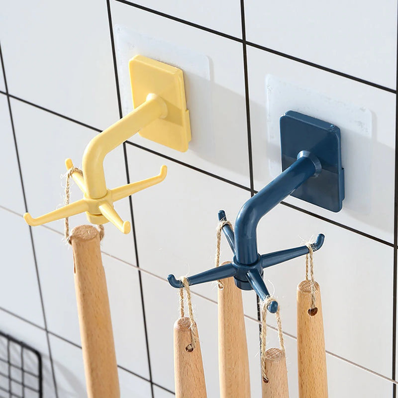 360° Rotating Hook for Multi Purpose Use in Kitchen