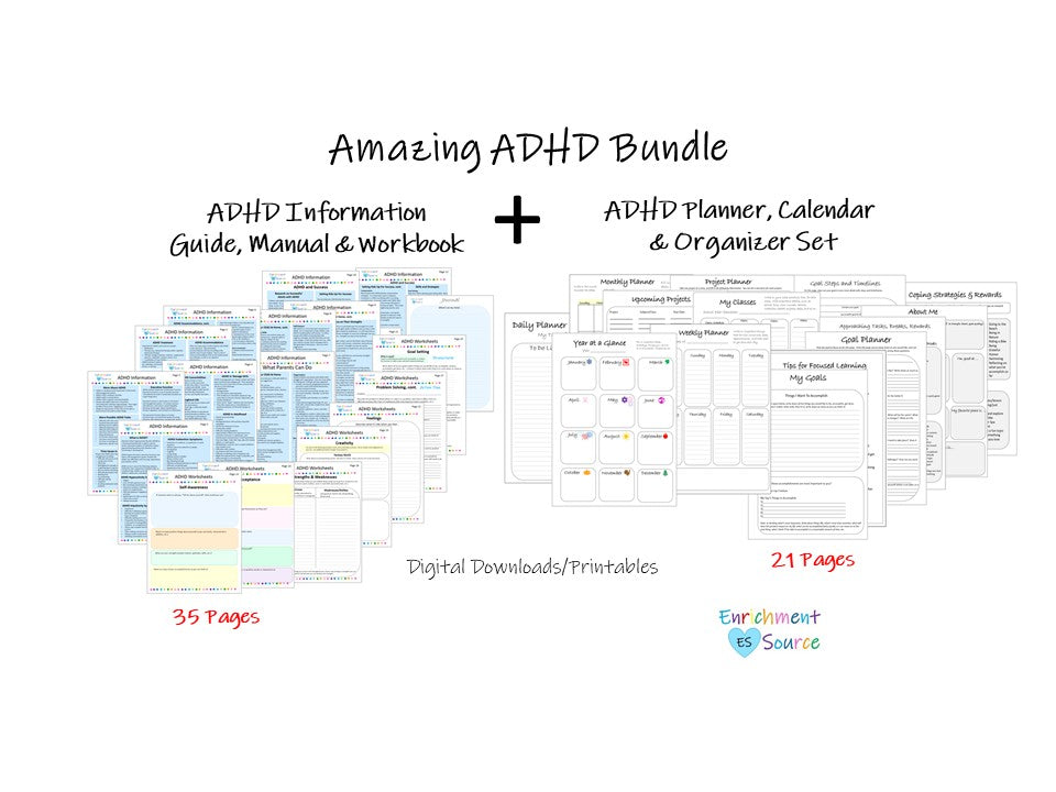 adhd information bundle