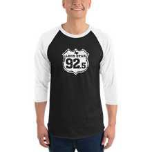 Load image into Gallery viewer, BLACK Baseball T-Shirt