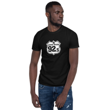 Load image into Gallery viewer, BLACK Unisex Short Sleeve