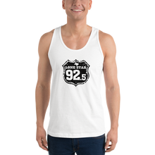 Load image into Gallery viewer, WHITE Unisex Jersey Tank Top