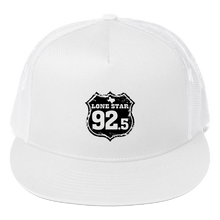 Load image into Gallery viewer, WHITE Mesh Trucker Cap - VINYL