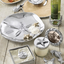 Load image into Gallery viewer, Sand Dollar Platter-Platters-|-Mariposa