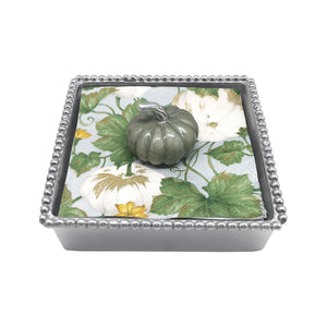 Teal Pumpkin Napkin Weight-Napkin Weights | Mariposa