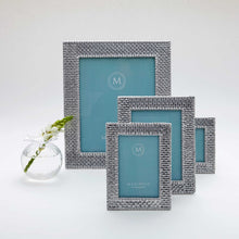 Load image into Gallery viewer, Basketweave 8x10 Frame-Photo Frames | Mariposa