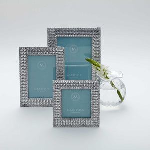 Basketweave 8x10 Frame-Photo Frames | Mariposa