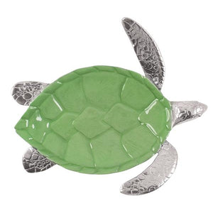 Green Sea Turtle Server | Mariposa Serving Trays and More